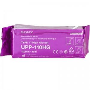 Hartie termica high density glossy pentru video printer SONY