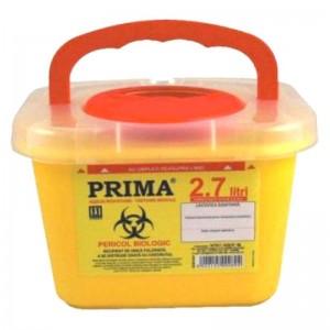 Recipient 2.7 litri