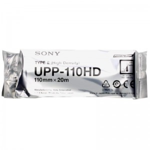 Hartie termica high density originala pentru Video Printer Sony