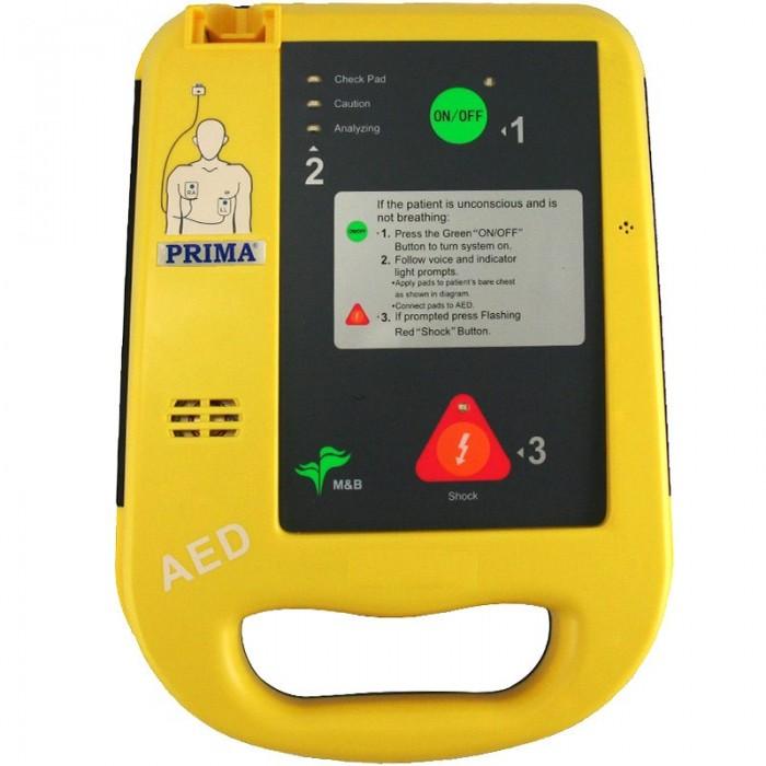 Defibrilator automat extern