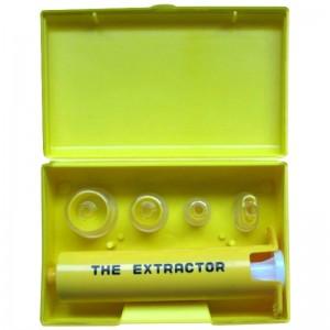 Extractor de venin 4 supape