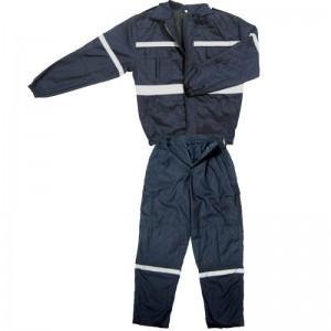 Costum de protectie hidrofobizat (peliculizat) PSI pentru pompieri
