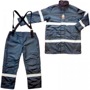 Costum de protectie pompieri