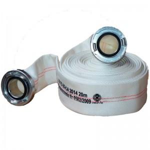 Furtun PSI tip B (3 toli) echipat cu racorduri - 16 bar