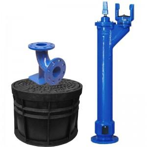 Hidrant subteran A.I=1