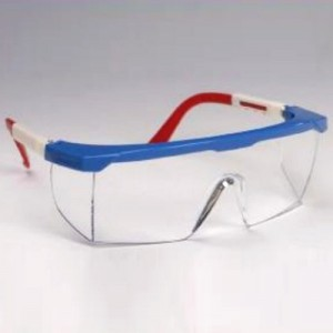 Ochelari panoramici policarbonat cu lentile transparent (1 pereche)