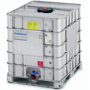 Container IBC pentru materiale lichide (inclusiv periculoase)