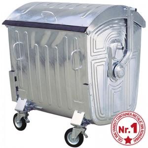 Container metalic 1100 litri