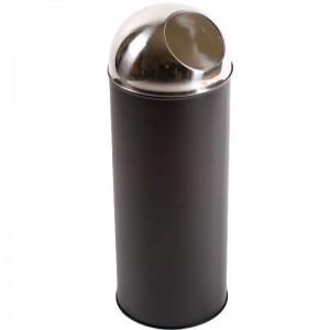 Cos gunoi PUSH (corp inox)