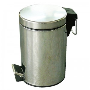 Cos de gunoi metalic cu pedala Prominox 5L