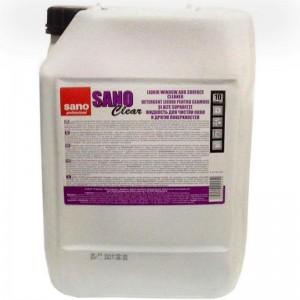 Detergent geamuri SANO CLEAR (10L)