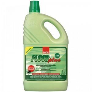 Detergent pardoseli Sano Floor Plus - respinge insectele (4L)
