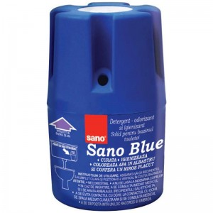 Odorizant WC solid Sano Blue (150g)