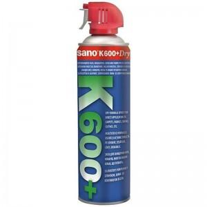 Insecticid Sano K-600 + Aerosol - impotriva insecte zburatoare si taratoare - (500ml)