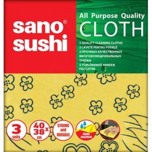 Lavete Sano Sushi Cloth (3 buc)