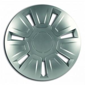 Set capace roata focus silver 14