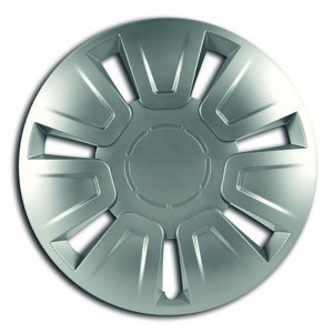 Set capace roata focus silver 15
