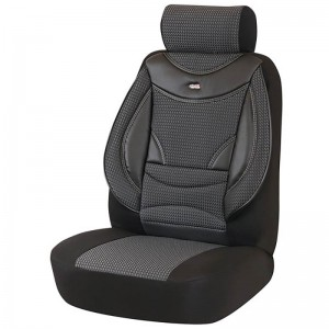Huse scaun otom black/grey style 401