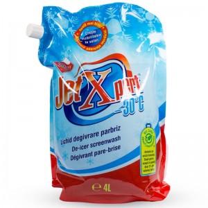 Solutie degivrare spalare parbrize iarna -30°C