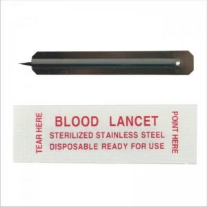 Lantete inox pentru recoltare sange (200 buc)