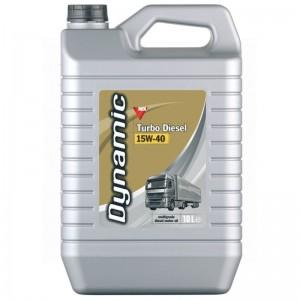 MOL Dynamic Turbo Diesel 15W-40 10L