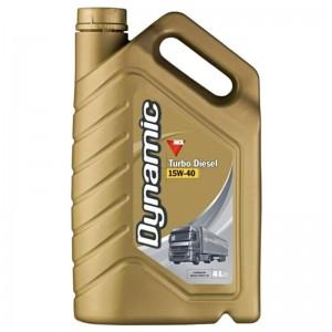 MOL Dynamic Turbo Diesel 15W-40 4L