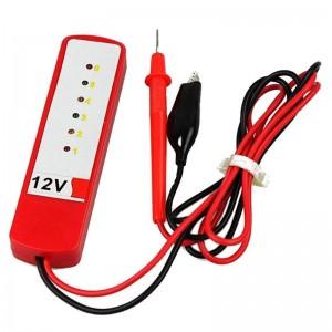 Tester baterii 12v