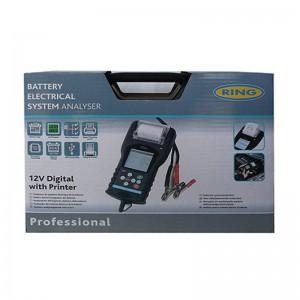Tester baterii cu imprimanta rba650