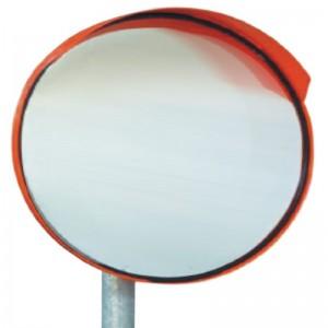 Oglinda circulara convexa diametru 800mm cu sistem de prindere