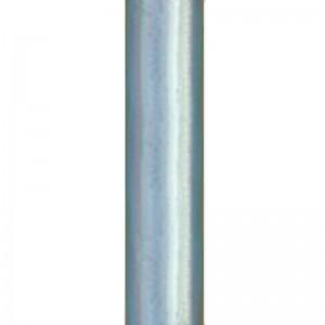 Stalp din teava zincata si nevopsita pentru oglinda rutiera d=48mm