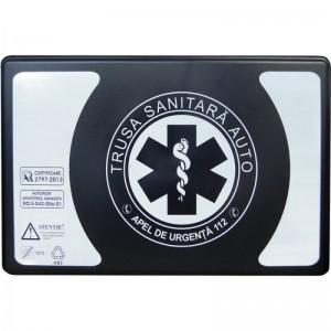 Trusa sanitara prim ajutor auto aviz RAR si MS