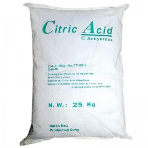 Acid citric monohidrat - sac 25 kg
