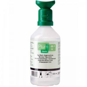 Lichid steril pentru spalarea ochilor contaminati acizi sau baze (flacon 500ml)