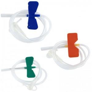 Microperfuzoare sterile (fluturasi) cu ac 19G