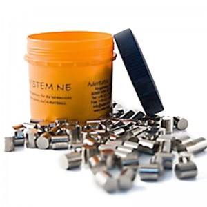 Aliaj Cobalt 65% - Crom 20% pentru lucrari ceramice de coroane si punti (60g)