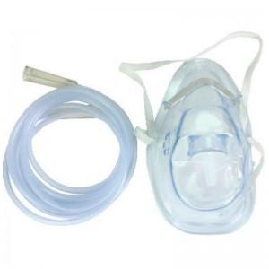 Masca oxigen simpla cu tub 25