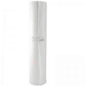 Cearceaf polietilena (PE) + hartie 60cmx50m 130 foi x 38.5cm
