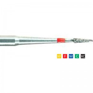 Freze Diamantate Flame Needle 539 F 007(1/10mm)