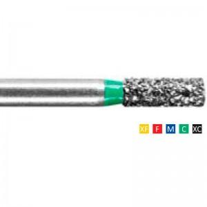 Freze Diamantate Flat End Cylinder 109 F 010/015(1/10mm)