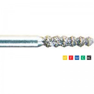 Freze Diamantate Gross Reduction Taper 521 F 019(1/10mm)
