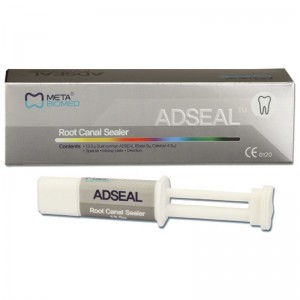 ADSEAL - Sigiliu de canal pe baza de rasini 13.5g seringa duala (1cutie)