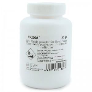 Zinc oxid pudra pentru canalul radicular
