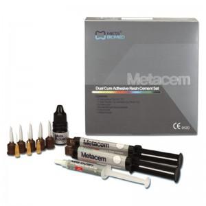 METACEM Ciment permanent 1 seringa 9gr refill - Translucent (1cutie)