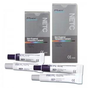 NETC Ciment temporar fara Eugenol (1cutie)
