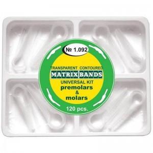 Matrici conturate mylar premolari & molari