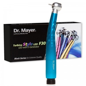 Turbina LED Style F30 turquoise Dr.Mayer - BORDEN / MIDWEST