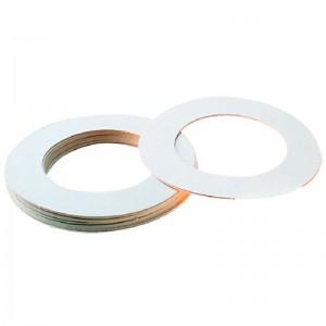 Cercuri de hartie pentru ceara fierbinte (100 buc)