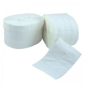 Tampoane de celuloza albita fara clor pentru curatare - 5x4cm (1000 buc)